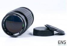 Clubman 80-200mm f/4.5 Auto Tele Macro Zoom Lens - K850271 JAPAN