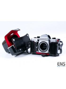 Praktica MTL 5 Pentacon 35mm Film SLR Camera Body Only Silver