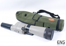 Kowa TSN-822 82mm Spotting Scope 20-60 Zoom Eyepiece & Stay on Case