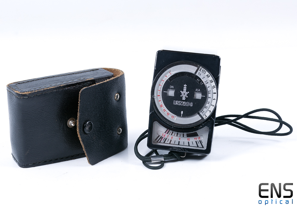Leningrad 8 Photoelectric Exposure Meter