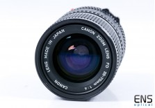 Canon 35-70mm f/4 Zoom Lens FD Fit - 360380 JAPAN