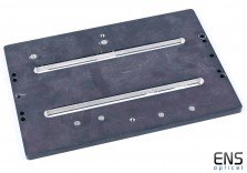 Adjustable Mounting plate for Astronomy use.