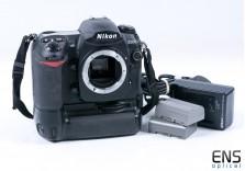 Nikon D200 10.2MP DSLR Digital Camera body with Grip