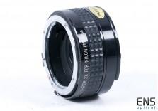 DOI Vintage HQ 7 2x Auto Tele Converter - Nikon EM Fit - JAPAN
