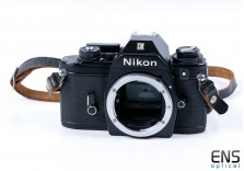 Nikon EM 35mm Classic SLR Film Camera - Ideal Student Camera - 6671838