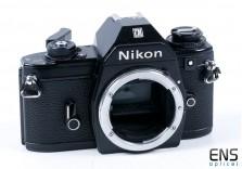 Nikon EM 35mm Classic SLR Film Camera - Ideal Student Camera - 6820196