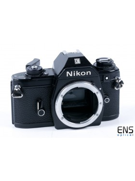 Nikon EM 35mm Classic SLR Film Camera - Ideal Student Camera - 6820196