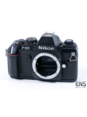 Nikon F-301 35mm Film SLR Camera - SPARES