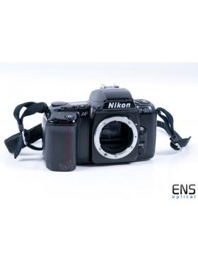 Nikon F-601 35mm Film SLR Camera - SPARES