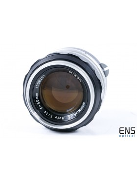 Nikon 50mm f/1.4 Pre AI Nikkor S Auto Prime Lens - JAPAN 1238221
