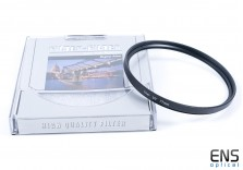 77mm UV Super High Resolution Lens Filter for Digital Imaging - with Case
