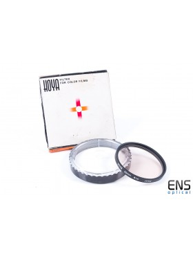 Hoya 55mm 81A Filter with box/case
