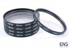 Hoya 52mm UV(O) UV Ultra Violet Filter
