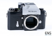 Nikon F Photomic FTn 35mm film SLR Black Professional Camera body - 6781787
