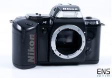 Nikon F-401s 35mm Film SLR Camera Body Only - JAPAN 2845761