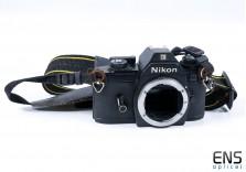 Nikon EM 35mm Classic SLR Film Camera - 6480810