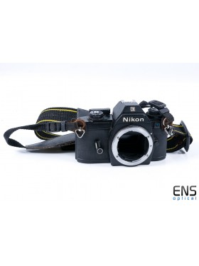 Nikon EM 35mm Classic SLR Film Camera - 6480810
