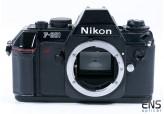 Nikon F-301 35mm Film SLR Camera - SPARES 3364056