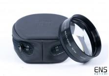 Hoya 52mm Multi-vision Filter with case