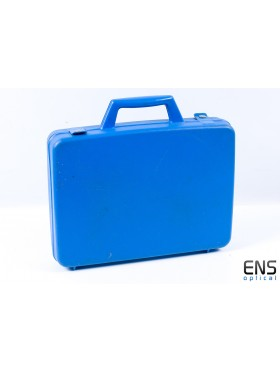 Blue Carry case 400mm x 290mm x 80mm