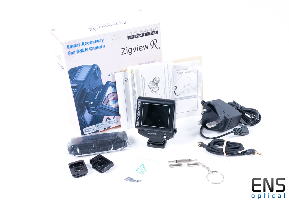 Zigview R Digital View Finder