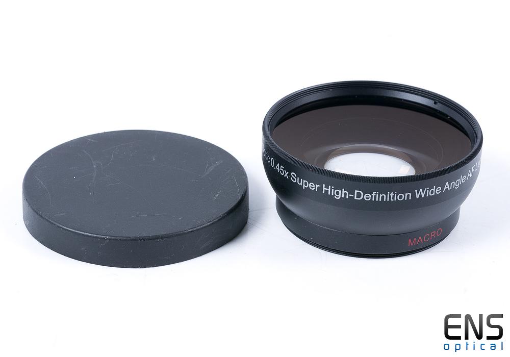 Digital Optic 0.45x super high-definintion Wide Angle AF Lens - JAPAN