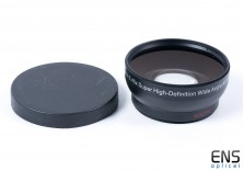 Digital Optic 0.45x super high-definintion Wide Angle AF Lens - JAPAN