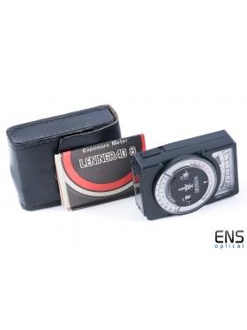 Leningrad 8 Photoelectric Exposure Meter - Mint