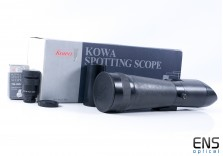 Kowa TSN-821 82mm Angled Spotting Scope & TSE-14WB 32X Wide Angle Eyepiece