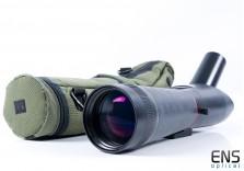 Kowa TSN-823 82mm Angled Fluorite Spotting Scope 20-60X Zoom Eyepiece