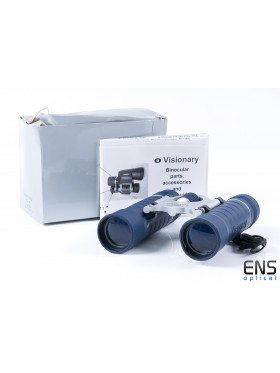 Visionary 10x25 DX Binoculars 96 / 1000m - *READ*