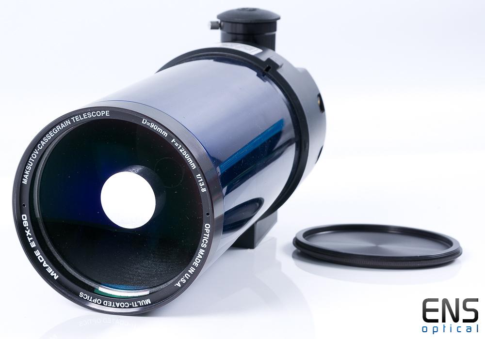 Meade ETX90 Maksutov-Cassegrain Telescope OTA - Ideal spotting scope