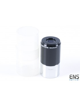 """Meade 25mm MA Smoothside Eyepiece - 1.25"""" - Taiwan - New Unboxed Stock"""
