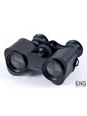 Vintage Radium Prismo Binoculars - 8 Lenses - French