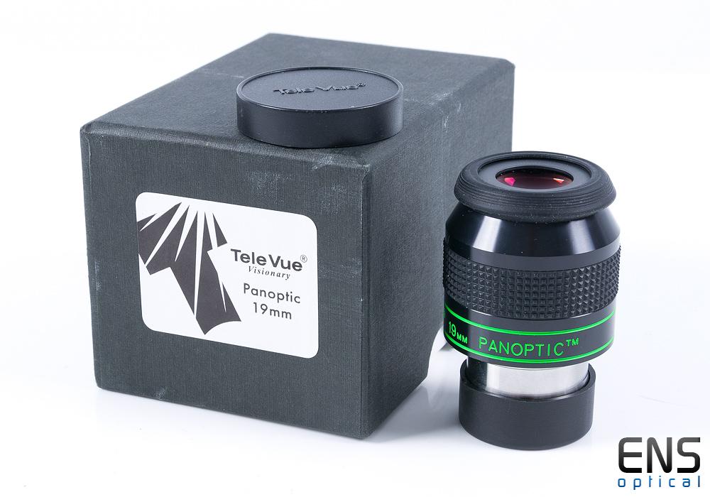 "Televue Panoptic 19mm 1.25"" Eyepeice  - Boxed"