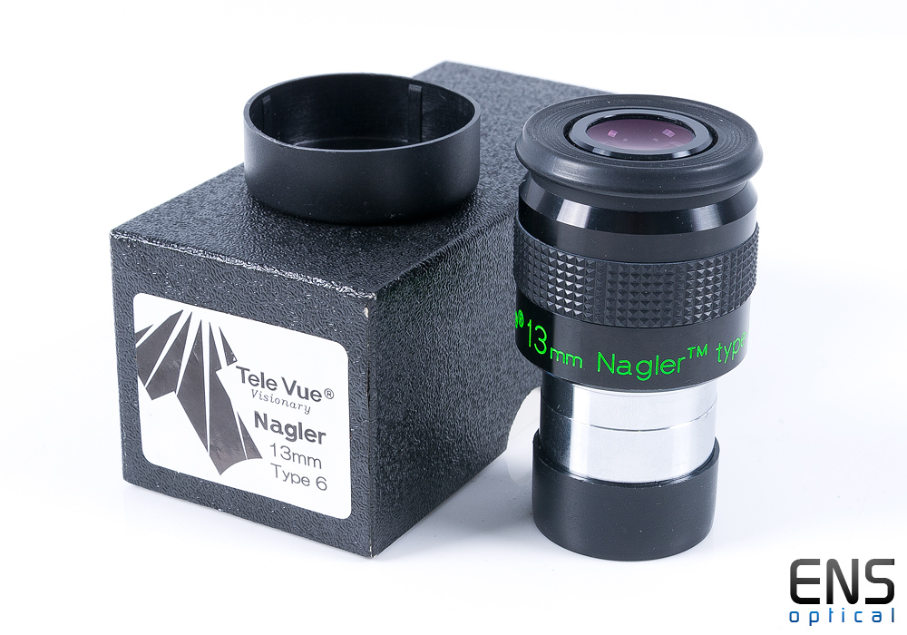 """Televue Nagler 13mm Type 6 Eyepiece 1.25"""" - Boxed!"""