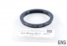 Baader Planetarium DT Ring M37 / M43 43mm to 37mm