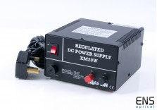 Maplin 13.8v 2A DC Bench Power Supply XM20W