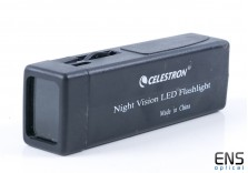 Celestron Night Vision LED Flashlight (Red Light)