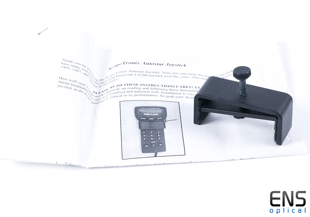 Scopetronix Joystick for use with Meade Autostar controller - Slew Easily!