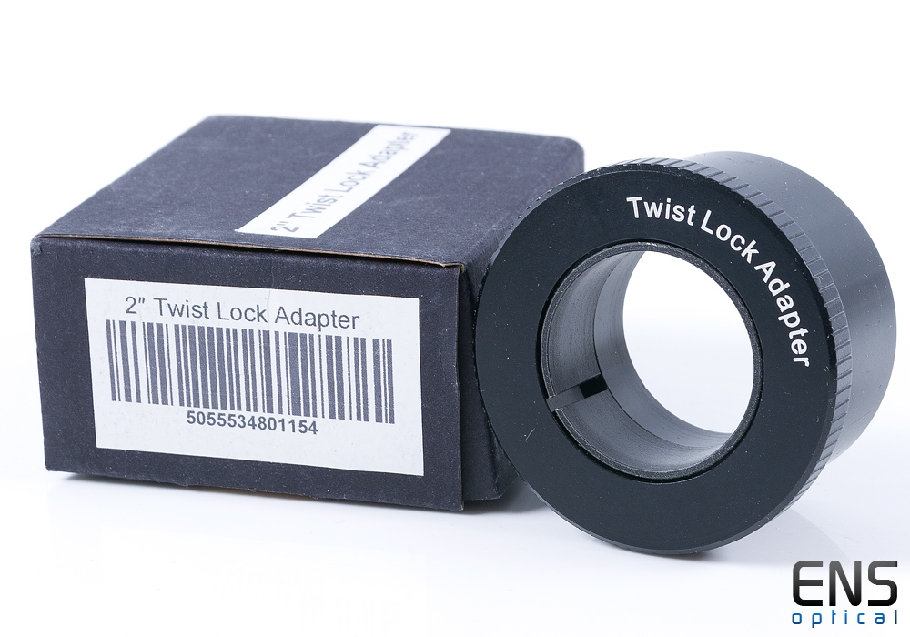 """Large t-shape universal camera adapter for telescopes with 1.25/"""" or 2/"""" eyepieces"""