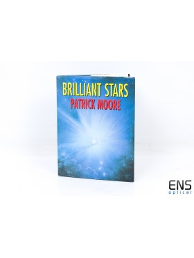 Brilliant Stars by Patrick Moore - Hardback