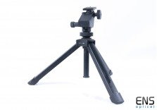 Small Stylish Tabletop Tripod with Pan/Tilt - For SLR, Spotting Scopes, CCTV ect