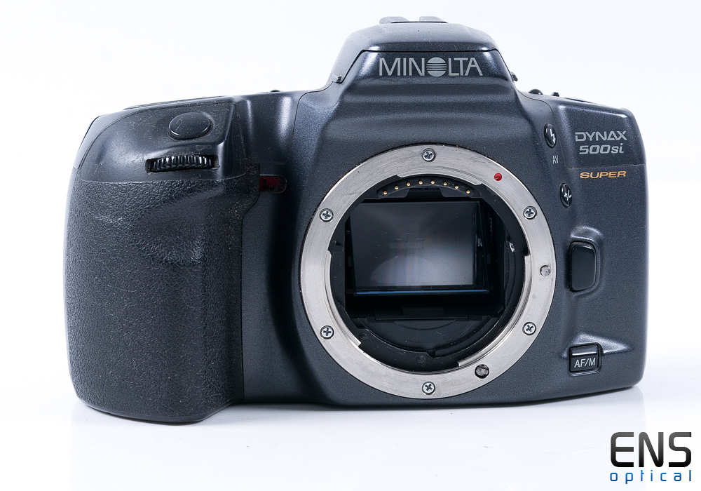 Minolta Dynax 500si 35mm Film SLR Camera - 91606917