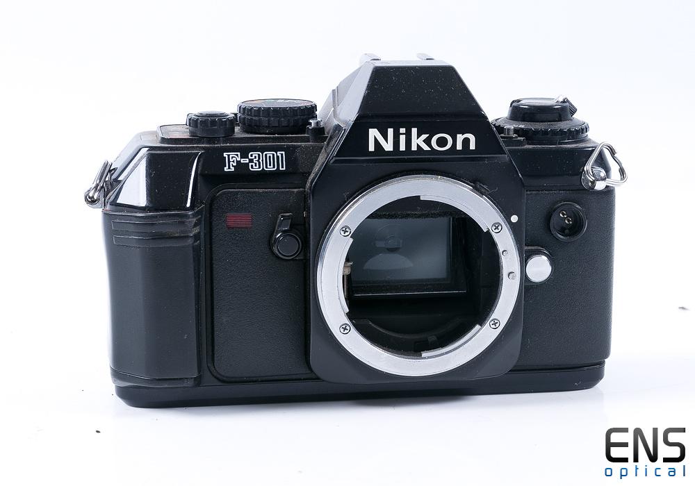 Nikon F-301 35mm Film SLR Camera - 2364698