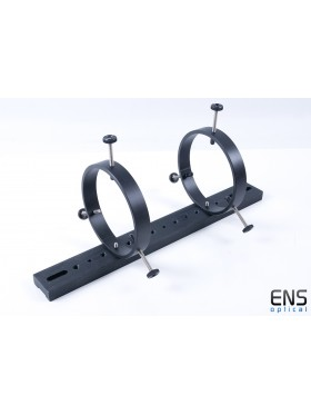 """Astro Engineering 460mm Bar & 140mm Guide Ring Set for 10"""" LX90 LX200"""