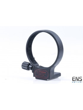 Canon Tripod Collar Mount Ring for 100mm f/2.8 Lens *Read*