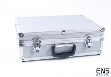 Aluminium Flight Case 440 x 310 x 140mm with Foam Insert