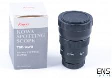 Kowa TSE-14WB  32x Wide Eyepiece for TSN 821, 822, 823 and 824 spotting scopes