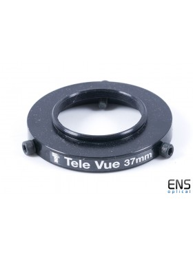 Televue 37mm Adapter Ring for 37mm filter Threads